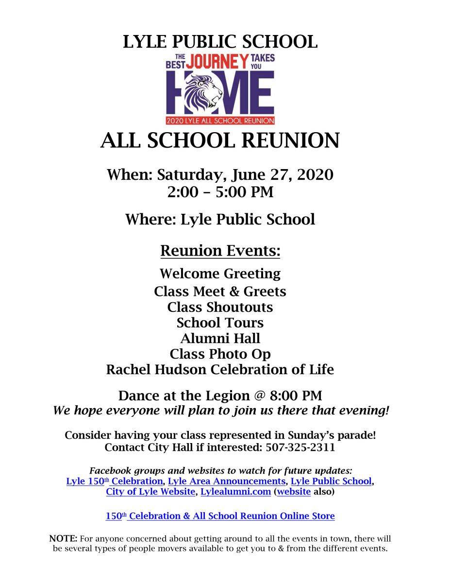 All School Reunion